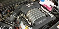 Двигатель Audi A6 2007 года