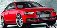 Новый Audi A4 2012