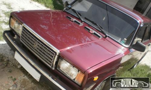 ВАЗ 2107 Красный перец