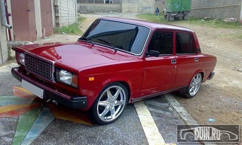 ВАЗ 2107 Романс