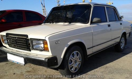 ВАЗ 2107 Сафари