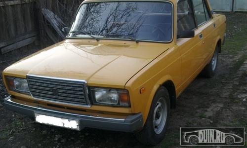 ВАЗ 2107 Нарцисс