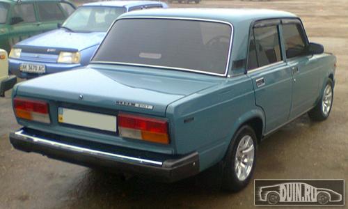ВАЗ 2107 Петергоф