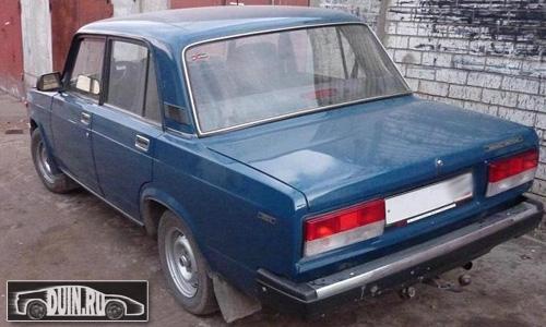 ВАЗ 2107 Балтика