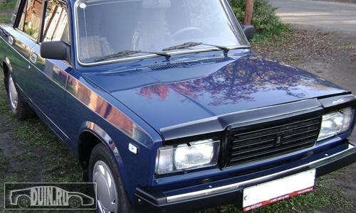 ВАЗ 2107 цвет Индиго 441