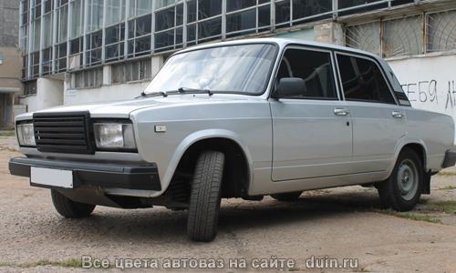 ВАЗ 2107 Снежная королева