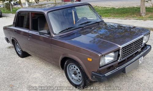ВАЗ 2107 Кориандр