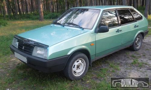 ВАЗ 2109 цвет Осока 308