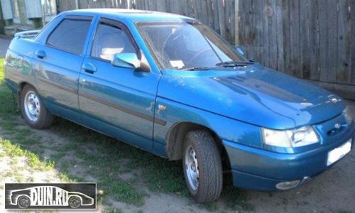 ВАЗ 2110 Аквамарин