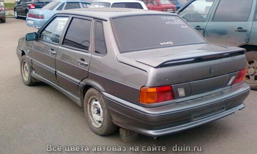ВАЗ 2115 Черный жемчуг