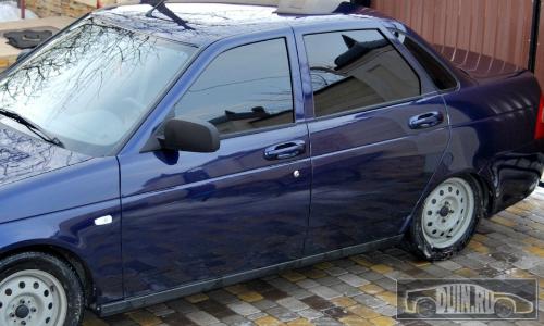 Цвет темно-синий авто