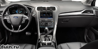 Ford Mondeo 2013 салон