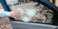 Укрепление бокового стекла