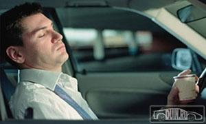 ДТП Уснул за рулем