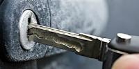 Замерз замок в машине что делать