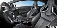 Opel Astra OPC 2012 салон