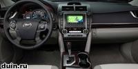 Toyota Camry 2012 года приборка руль панель