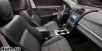Toyota Camry 2012 года салон сиденья приборка