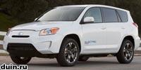 Новый Toyota RAV4: акцент на электричество